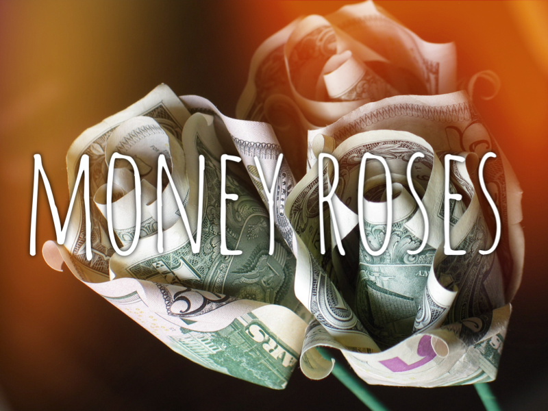 How to Make a Dollar Bill Rose: 7 Steps (with Pictures) - wikiHow | 600x800