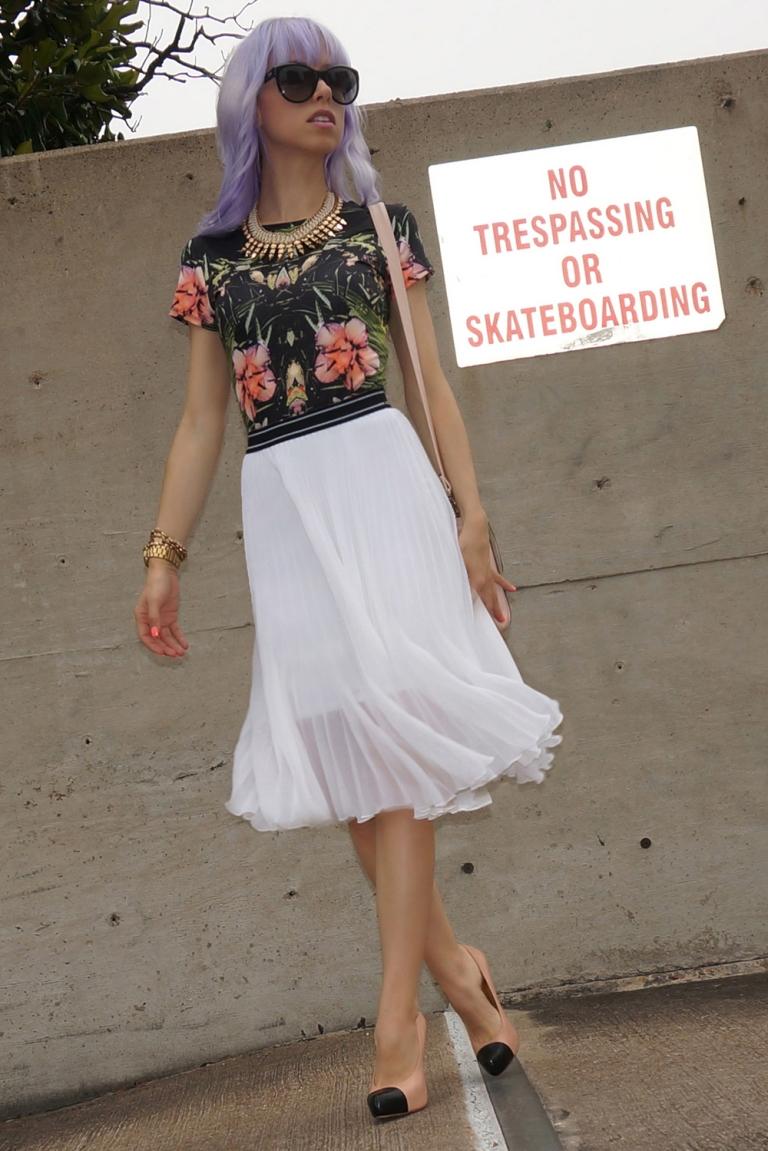 one dress three ways - fancy