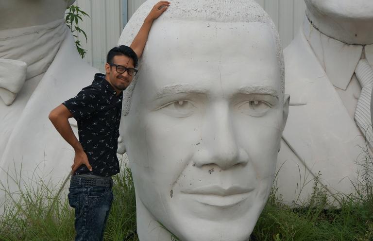 Obama Bust