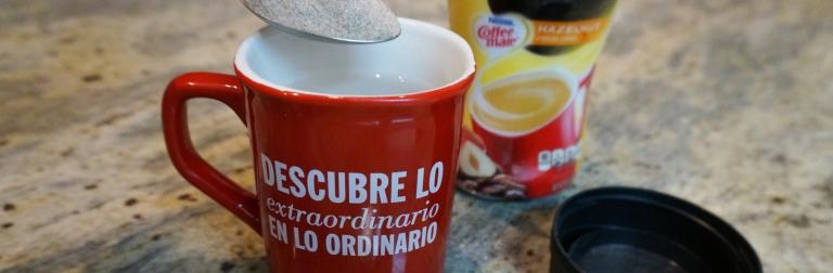 Nescafé y Coffee-mate