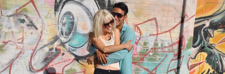 Benjamin Vargas and Holly Tuggy