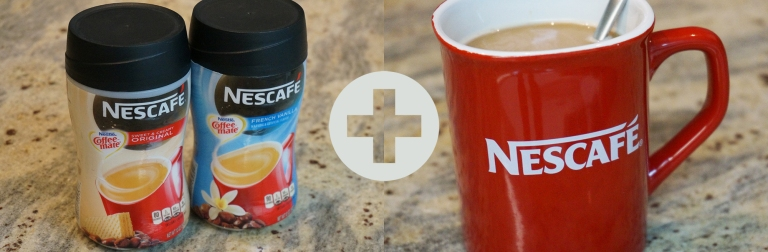 Nescafe and Coffee-mate are better together