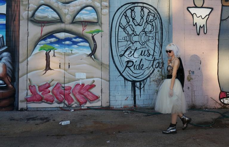 holly grafitti houston
