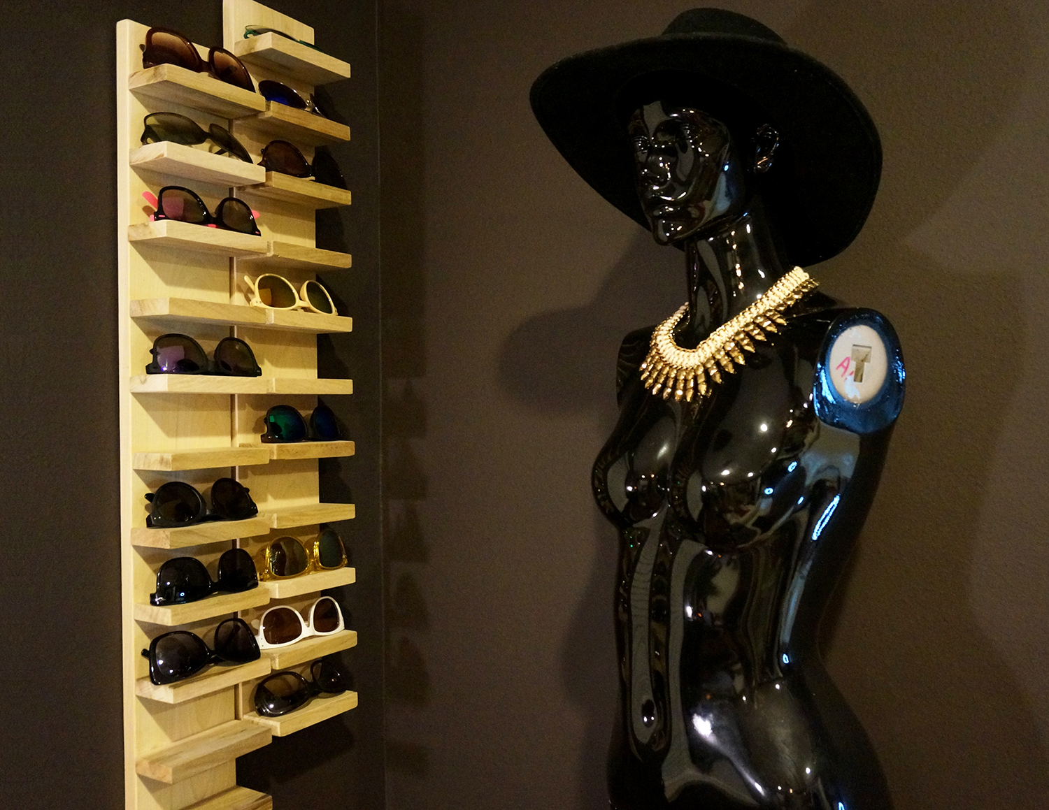 Projects That Involve Wood Are Intimidatingu2014way More Intimidating Than They  Should Be. But After Creating This Gorgeous Sunglass Storage Solution, ...