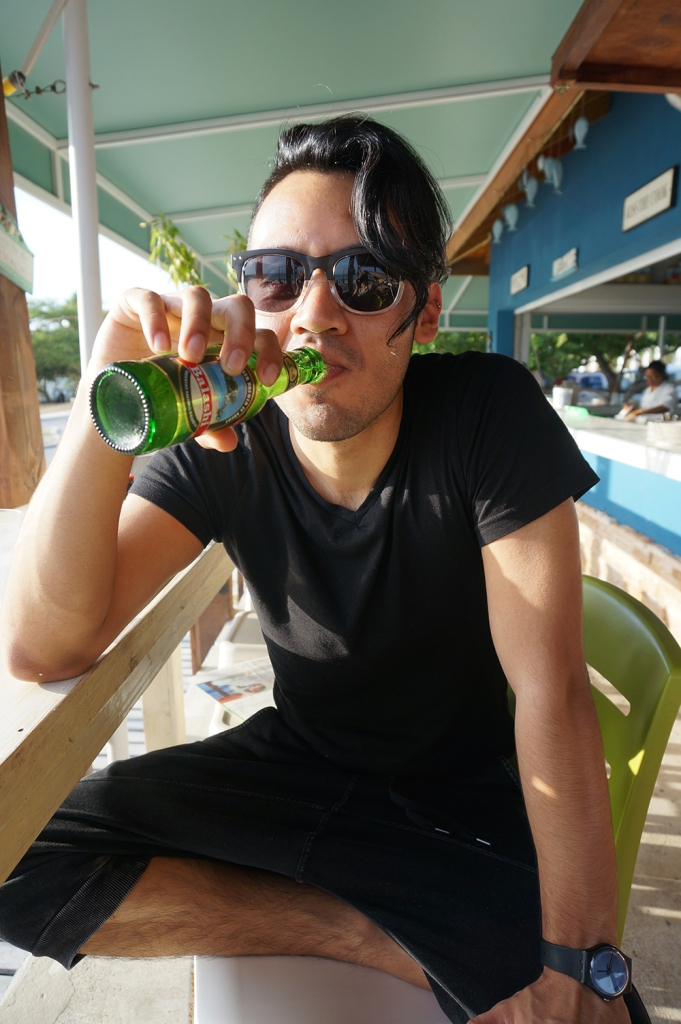 Balashi, the Official Beer of Aruba