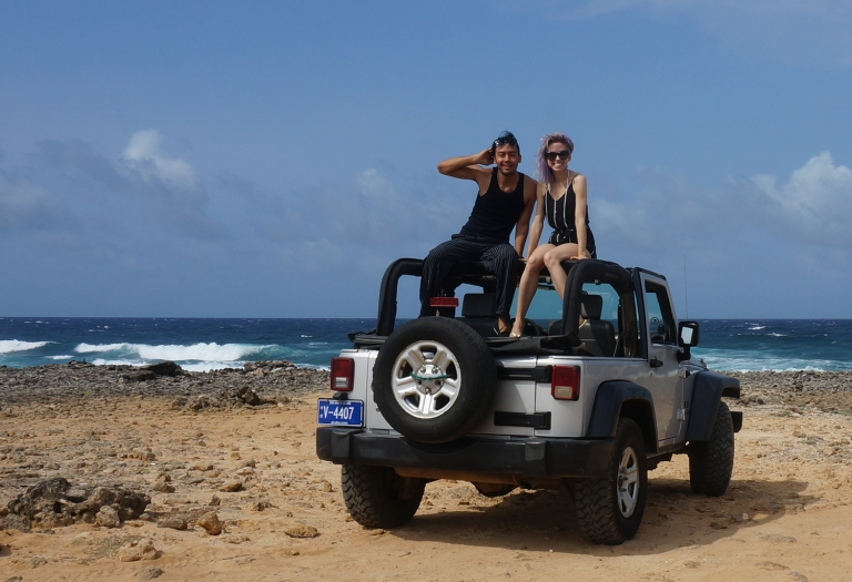 Jeep rental Aruba