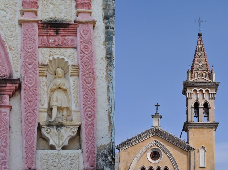 capillas en Cuernavaca