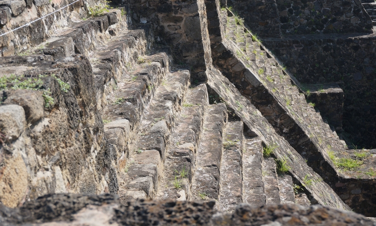 pyramids in Cuernavaca