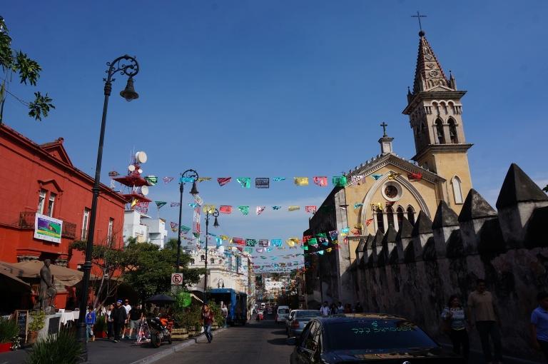 capilla nuestra señora del carmen cuernavacamarilla en Cuernavaca