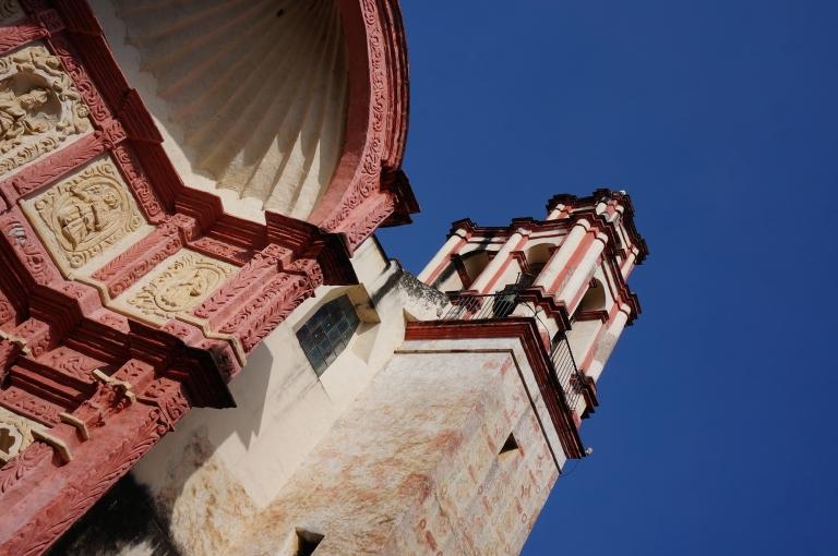 iglesia en cuernavaca