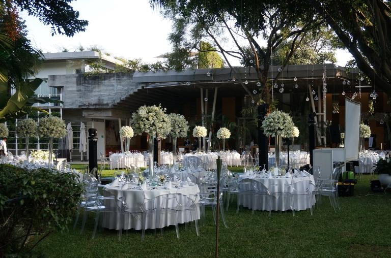 boda en el hotel Anticavilla, Cuernavaca