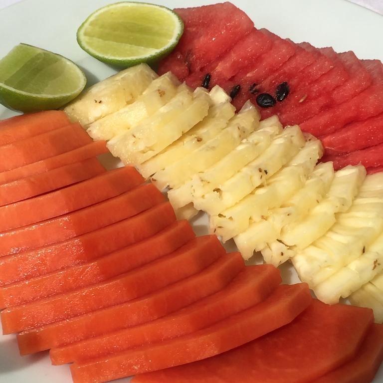 frutas frescas Mexicanas